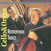 【黑膠LP】大提琴與管風琴的對話/羅斯托波維奇(大提琴)、塔徹齊(管風琴、大鍵琴)