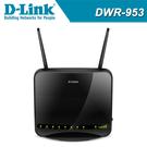 【免運費】D-Link 友訊 DWR-953 4G LTE AC1200 家用無線路由器