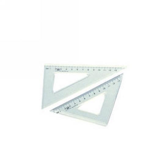 【徠福】 KTR-15 塑膠三角板