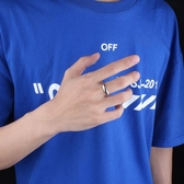 戒指男鈦鋼單身戒子韓版潮七夕情侶520禮物送男友學生刻字食指環 ciyo黛雅