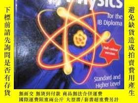 二手書博民逛書店Physics罕見for the IB Diploma --Fu