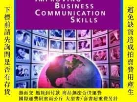 二手書博民逛書店Improving罕見Business Communication SkillsY364682 Roebuck