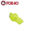 【Fox 40 哨子附分離式繫繩 Fo《螢光黃》】9903-1308/高音哨/求生哨/訓練哨