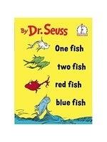 二手書博民逛書店《One Fish, Two Fish, Red Fish, B