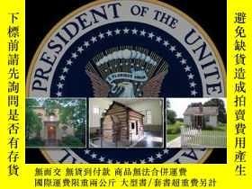 二手書博民逛書店Where罕見the Presidents Were Born