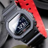 G-SHOCK DW-5600HR-1 絕對強悍沉穩雙色腕錶 DW-5600HR-1DR 熱賣中!