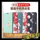 【萌萌噠】三星 Note10 Lite Note20 Note10 plus男女高配新款 蠶絲紋熱銷系列彩繪側翻皮套 可支架插卡