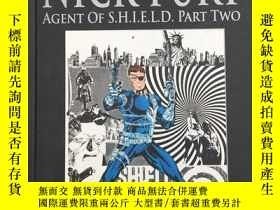 二手書博民逛書店Nick罕見Fury: Agent of SHIELD: Par