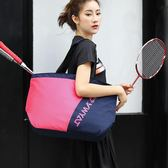 新款運動時尚羽毛球包單肩2-3支裝手提挎包男女款簡約休閒小巧