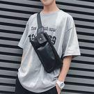 【5折超值價】經典時尚潮流多口袋造型百搭斜背側背包