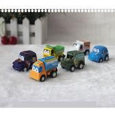 玩具 回力車 迷你小汽車 玩具車 小車 6入包裝 寶貝童衣