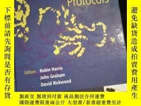 二手書博民逛書店Cell罕見Biology Protocols (英文)Y16149