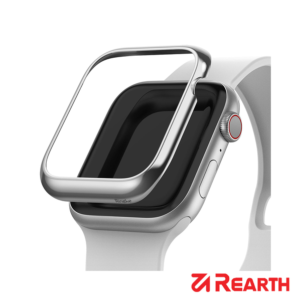 Rearth Apple Watch S4/5/6/SE 44mm 高質感金屬錶環