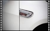 【車王小舖】納智捷 S5 LUXGEN 側燈框 邊燈框 轉向燈框 方向燈框