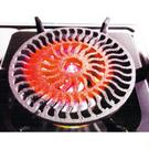 派樂神盾 瓦斯蓄熱爐盤/ 免火再煮瓦斯節能盤 (1入) 節能爐架 導熱爐架 瓦斯爐架 是用各種爐具