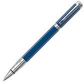 Waterman透視筆系寶藍桿銀夾鋼珠筆(筆身可免費刻字)