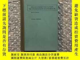 二手書博民逛書店TELECOMMUNICATION罕見TRANSMISSION