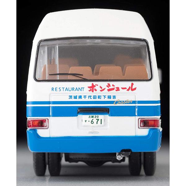 TOMYTEC LV-184a 豐田Coaster Cooler Car Restaurant Bonjour_TV30223