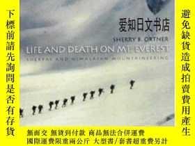 二手書博民逛書店【罕見】Life And Death On Mt. Everes