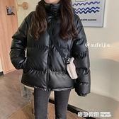 棉服年新款女ins潮秋冬季韓版寬鬆oversize加厚百搭棉衣外套 奇妙商鋪