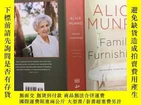 二手書博民逛書店Family罕見Furnishings: Selected St