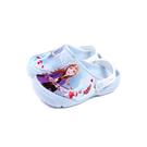 Crocs x Disney Frozen II 冰雪奇緣2 涼鞋 前包後空 防水 粉藍色 小童 童鞋 206165-4JQ no018
