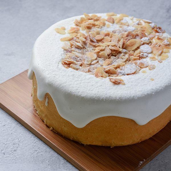 【愛不囉嗦】6吋海鹽奶蓋蛋糕 (2入一組含運)