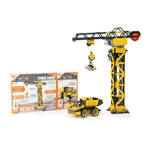[COSCO代購] W1446432 Hexbug VEX 起重機 + 卡車積木