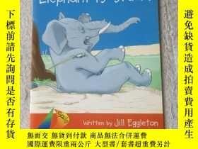 二手書博民逛書店Elephant罕見is Stuck!(Sails Year 1