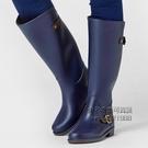 高筒馬靴雨鞋春夏女士雨靴水鞋套鞋膠鞋女長筒 每日下殺NMS