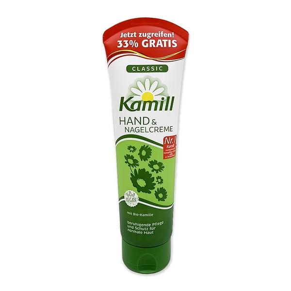 Kamill - 德國洋甘菊護手霜 經典款 133ml 增量包