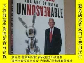 二手書博民逛書店The罕見Art of Being Unreasonable (