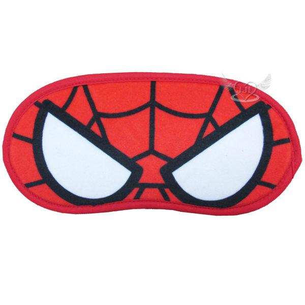 復仇者聯盟漫威英雄蜘蛛人眼罩 111595【77小物】
