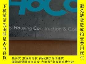 二手書博民逛書店HoCo:罕見Density Housing Construct
