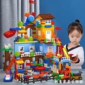 樂高積木拼裝玩具大顆粒女孩男孩益智力動腦兒童城堡系列生日禮物 創意家居