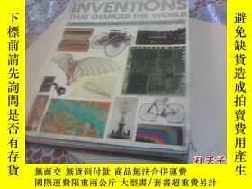 二手書博民逛書店the罕見inventions that changed the