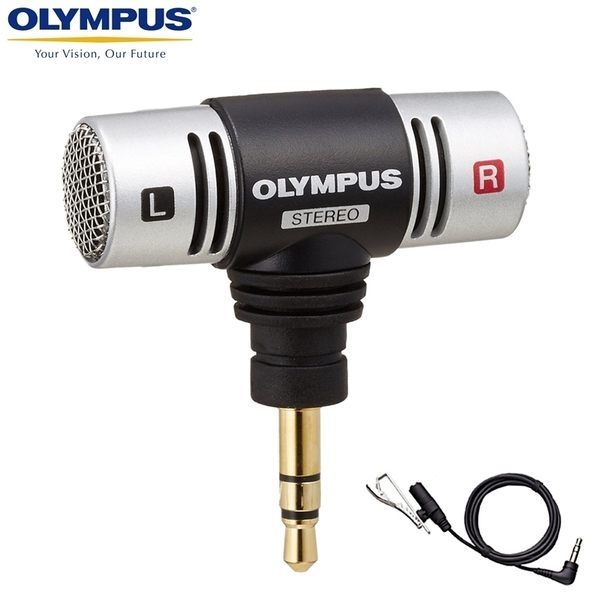 又敗家@Olympus領夾式麥克風ME51SW長1公尺錄音麥克風單指向麥克風高感度收音麥克風MIC