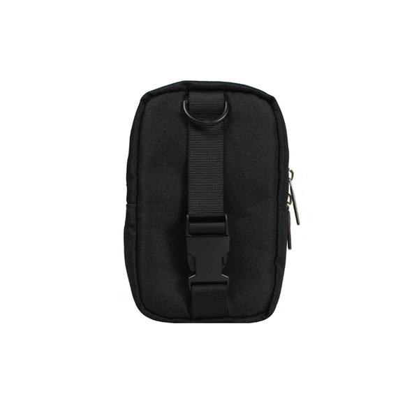 【橘子包包館】FILA 腰包/腰掛包/腰掛手機包 BST-9011-BK 黑色
