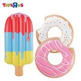 玩具反斗城 甜甜圈造型浮床