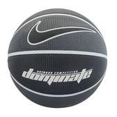 NIKEDOMINATE 7號籃球-黑色【愛買】