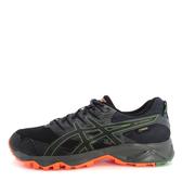 Asics GEL-Sonoma 3 G-TX [T727N-002] 男 跑鞋 越野 緩震 防水 透氣 亞瑟士 黑橘