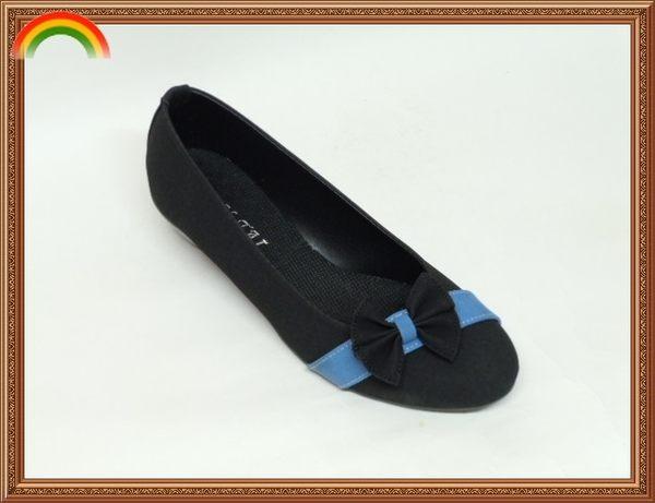 ★526+1❤ 愛麗絲的最愛☆~甜美款~氣質蝴蝶結楔型包鞋/厚底娃娃鞋 (現貨+預購)