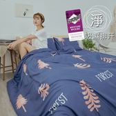 《M003》3M吸濕排汗專利技術3.5x6.2尺單人床包+枕套二件組-台灣製(不含被套)潔淨乾爽