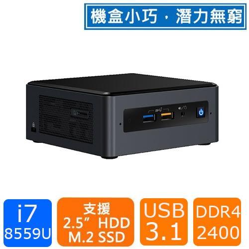 Intel NUC BOXNUC8i7BEH1(i7-8559U)