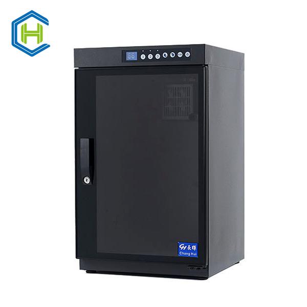 (免運)長暉 85公升 全數位觸控電子防潮櫃 CH-168-85
