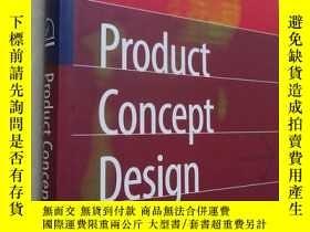 二手書博民逛書店Product罕見Concept Design Takala 9