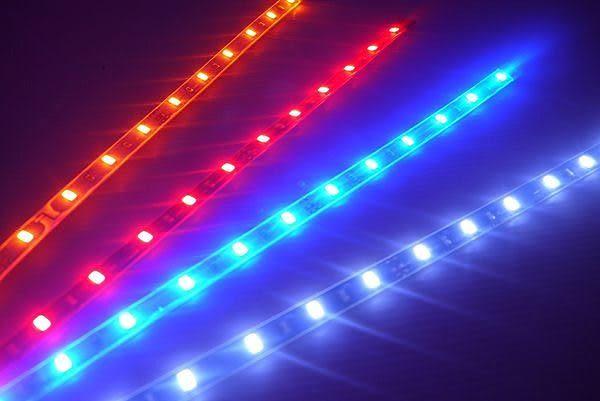 《100%台灣製》專利 5630 LED燈條 60cm 氣氛燈 軟燈條 日行燈 照明燈 信號燈 轉向燈 1年保固