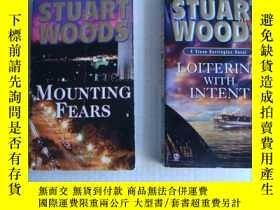 二手書博民逛書店Mounting罕見fearsY146810 Stuart Wo