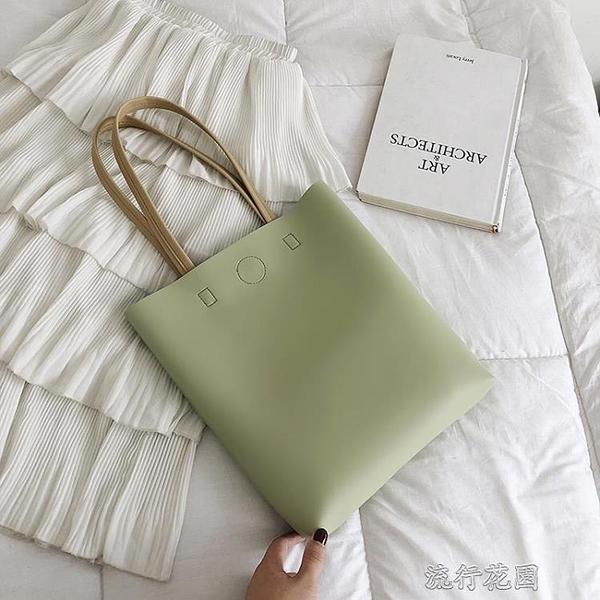 手提包包包韓版潮流女包單肩包大容量高級感手提托特包