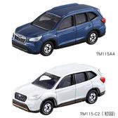 TOMICA 多美小汽車NO.115 速霸陸FORESTER+初回(2台一起賣)_TM115A4+TM115-C2
